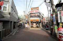 各線・明大前駅周辺の商店街。(2015-03-06,共用部,ENVIRONMENT,1F)