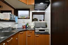 キッチンの様子2。(2020-01-15,共用部,KITCHEN,1F)