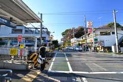 東急世田谷線も利用可能です。(2016-11-29,共用部,ENVIRONMENT,1F)