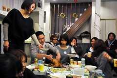 パーティーの様子2。(2010-12-11,共用部,PARTY,1F)