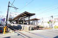 京王線・桜上水駅の様子。(2010-12-28,共用部,ENVIRONMENT,1F)