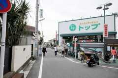 東急目黒線奥沢駅周辺の様子。(2010-07-02,共用部,ENVIRONMENT,3F)