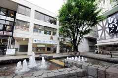 東急目黒線奥沢駅の様子。(2010-07-02,共用部,ENVIRONMENT,3F)