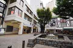 東急目黒線・奥沢駅の様子。(2010-10-19,共用部,ENVIRONMENT,1F)