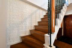 階段の様子。(2021-04-06,共用部,OTHER,2F)