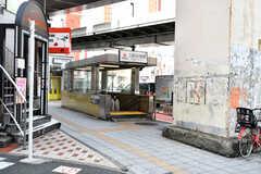 各線・三軒茶屋駅の様子。(2021-04-06,共用部,ENVIRONMENT,1F)