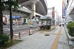 各線・三軒茶屋駅の様子。(2014-07-24,共用部,ENVIRONMENT,1F)