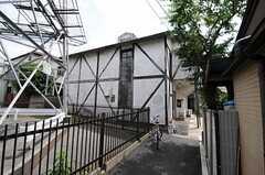 シェアハウスの外観。(2013-05-13,共用部,OUTLOOK,1F)