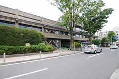 駅前にある玉川総合支所。引越しの時にお世話になるかも。(2013-05-13,共用部,ENVIRONMENT,1F)