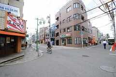 東急大井町線・等々力駅前の様子。(2013-05-13,共用部,ENVIRONMENT,1F)