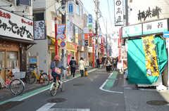 祖師ヶ谷大蔵駅前の商店街。(2016-03-22,共用部,ENVIRONMENT,1F)