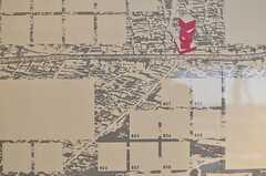 ホワイトボードには、部屋ごとに書き込みできるスペースがあります。(2013-03-01,共用部,OTHER,2F)