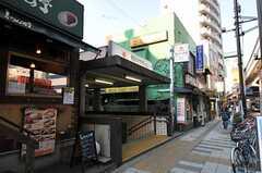 東急田園都市線・駒沢大学駅の様子。(2013-06-11,共用部,ENVIRONMENT,1F)