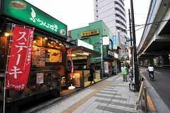 東急田園都市線・駒沢大学駅の様子。(2010-11-22,共用部,ENVIRONMENT,1F)