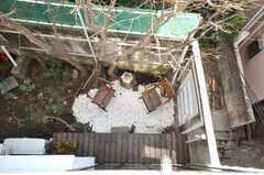 専有部の様子5。ラウンジの真上の専有部です。(206号室)(2009-12-17,専有部,ROOM,2F)