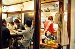 パエリアパーティーの様子。(2010-02-28,共用部,PARTY,1F)