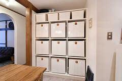 冷蔵庫はひとり1台ずつ使用できます。(2018-02-01,共用部,KITCHEN,1F)