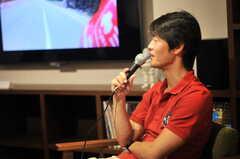 トークイベントの様子4。(2014-09-14,共用部,PARTY,1F)