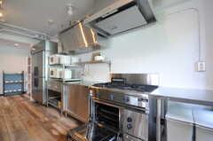 キッチンの様子2。(2012-10-05,共用部,KITCHEN,3F)