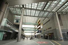 各線・二子玉川駅前の様子。(2012-10-05,共用部,ENVIRONMENT,1F)