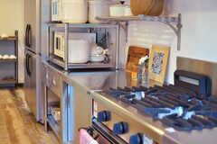 プロスペックのキッチン。(2012-11-04,共用部,KITCHEN,3F)
