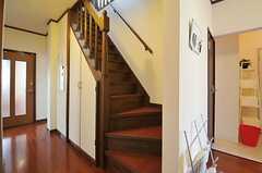階段の様子。(2013-08-27,共用部,OTHER,1F)