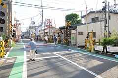 東急大井町線・九品仏駅の様子。(2013-08-27,共用部,ENVIRONMENT,1F)
