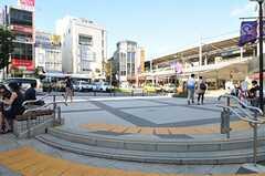 各線・自由が丘駅も徒歩8分です。(2013-08-27,共用部,ENVIRONMENT,1F)