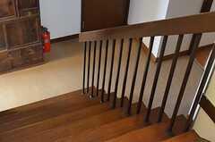階段の様子。(2013-02-22,共用部,OTHER,2F)