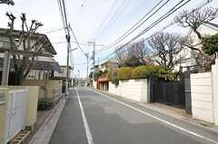 シェアハウス周辺は静かな住宅地です。(2013-02-22,共用部,ENVIRONMENT,1F)
