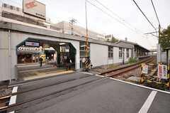 東急大井町線・等々力駅の様子。(2009-10-11,共用部,ENVIRONMENT,1F)