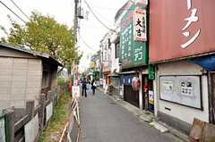 東急大井町線・等々力駅前の様子。(2009-10-11,共用部,ENVIRONMENT,1F)