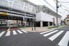 東急大井町線・緑が丘駅の様子。(2013-05-10,共用部,ENVIRONMENT,1F)
