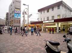 明大前駅の様子。(2005-07-14,共用部,ENVIRONMENT,)