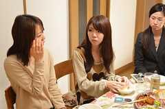 パーティーの様子3。(2013-01-27,共用部,PARTY,2F)
