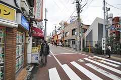 東急田園都市線・用賀駅周辺の様子。(2010-02-16,共用部,ENVIRONMENT,1F)