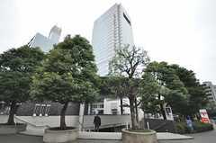 東急田園都市線・用賀駅の様子2。(2010-02-16,共用部,ENVIRONMENT,1F)