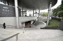 東急田園都市線・用賀駅の様子3。(2010-02-16,共用部,ENVIRONMENT,1F)