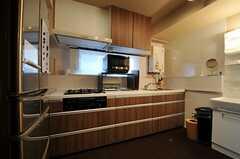 キッチンの様子。(2013-09-05,共用部,KITCHEN,3F)
