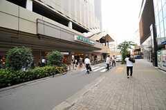 各線・恵比寿駅の様子。(2013-09-05,共用部,ENVIRONMENT,1F)