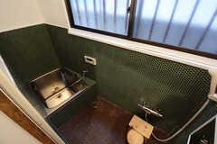 バスルームの様子。(2014-10-08,共用部,BATH,1F)