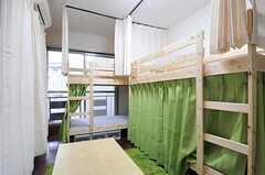 ドミトリーの様子2。(301号室)(2012-11-23,専有部,ROOM,3F)
