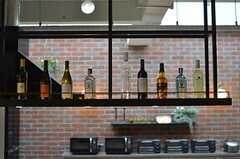 お酒が並んでいます。(2013-02-27,共用部,OTHER,7F)