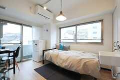 専有部の様子。(507号室)※モデルルームです。(2013-02-27,専有部,ROOM,5F)