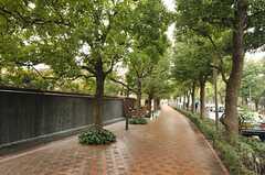 恵比寿ガーデンプレイス周辺の様子。(2013-02-27,共用部,ENVIRONMENT,1F)