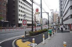 副都心線・北参道駅周辺の様子。(2013-05-30,共用部,ENVIRONMENT,1F)