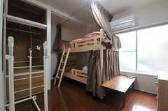 ドミトリーの様子。(101号室)(2013-07-01,専有部,ROOM,1F)