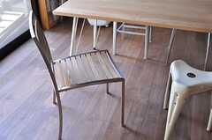 質感の良い椅子。(2012-08-31,共用部,OTHER,1F)
