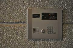 インターホンの様子。直接、各部屋に繋がる仕様です。(2014-04-02,周辺環境,ENTRANCE,1F)