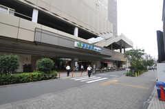 各線・恵比寿駅の様子。(2014-04-02,共用部,ENVIRONMENT,1F)